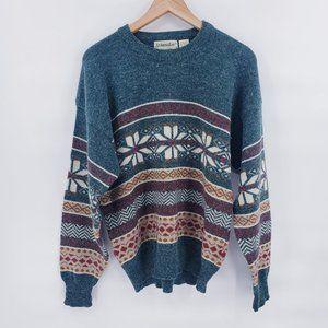 Vintage St. John's Bay Crewneck Women's Sweater